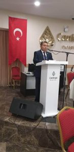 YENİ BİR EKİP YENİ YÜZLER KALDIĞI YERDEN TEKRAR TEMAD ÇANKAYA 20.10.2018